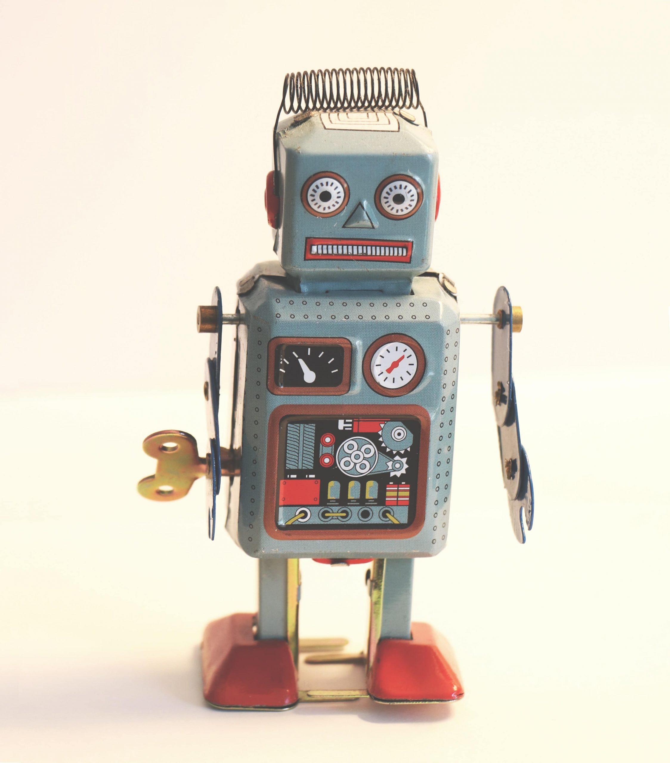 هنگام فروش همانند ربات رفتار نکنید