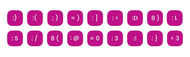 برای حفظ امنیت رمز عبور خود از علائم کدگذاری شده شکلکها استفاده کنید